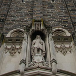 The Duke Chapel, looking up.  Kevin Payravi, Wikimedia Commons