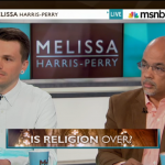 "Chris Stedman on MSNBC: ""This is a really good thing, and I think people of faith should agree"""