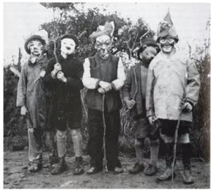 Dublin Wren Boys 1933