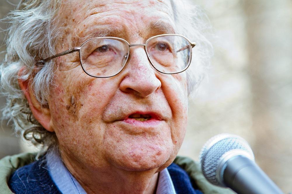 Noam Chomsky Anarchist Quotes