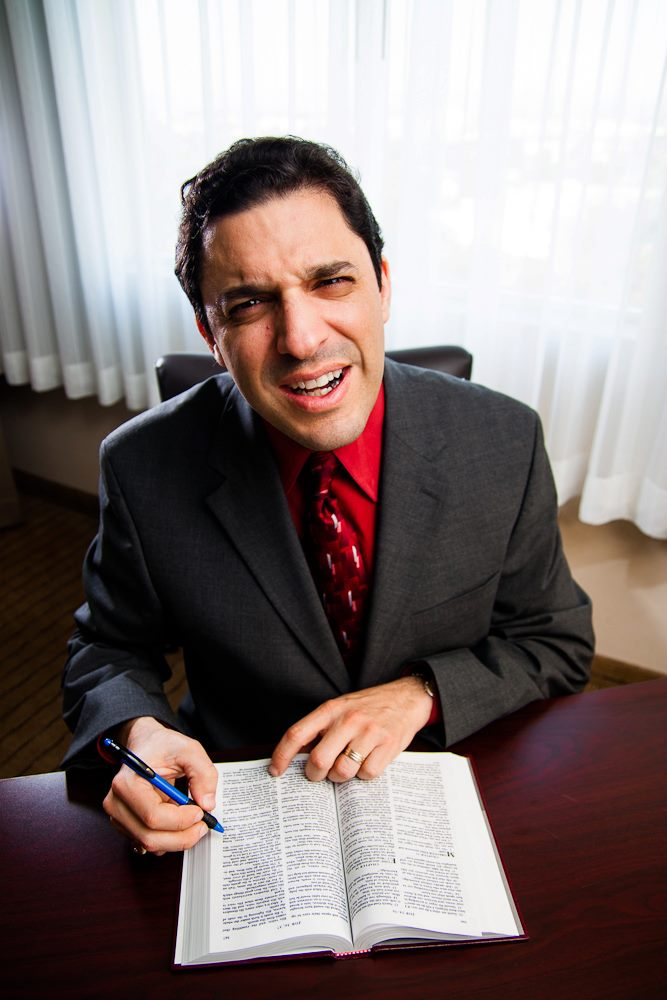 Busting Through The Overton Window  -- An Interview with David Silverman