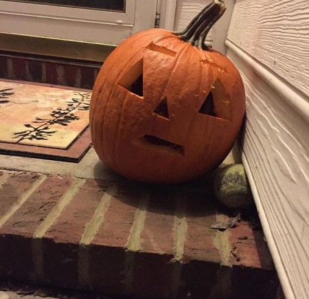 I feel you, pumpkin.