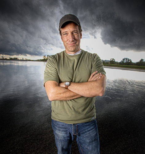 mike rowe workout