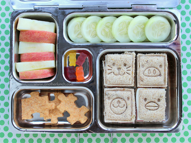 Lunchbox Markets: A Moral Tale