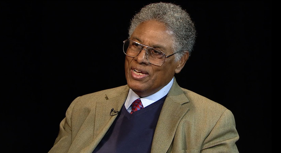 Thomas Sowell on the Origins of Prosperity