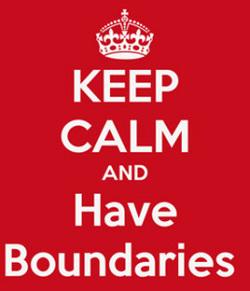 Boundaries & Limits
