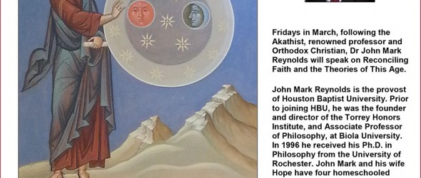 Four Fridays in March, Six Days of Creation