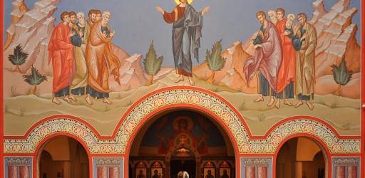St Joseph/Houston – Icons Installed