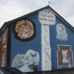 CS Lewis is a favorite son of Belfast, having been born and reared here.
