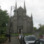 Down Cathedral, County Down, Downpatrick - Ireland.
