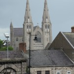 Over at the other cathedral with the same patron (St Patrick RC) ...