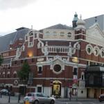 The Belfast Opera House.