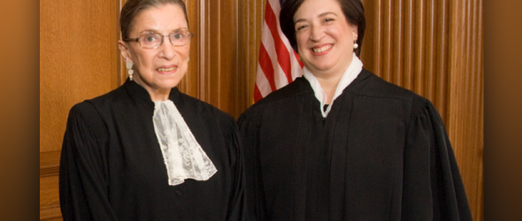 Efforts to Have Justices Ginsburg and Kagan Recuse Take A Troubling Turn