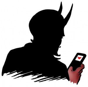 satan-is-in-a-cell-phone