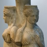 Maidens in stone