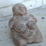 Fertility Goddess Statuette by Ben Babcock  Some rights reserved http://www.flickr.com/photos/tachyondecay/2068146374/