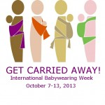 International (Pagan) Babywearing Week!