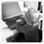 Top Ten Tips for Writing with Babies at Home