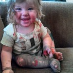 Of Children, Paint, and Unplanned Sabbats