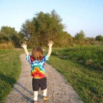Sharing Our Spiritual Path With Our Children, Part 1 of 4
