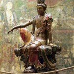 One Earth Mother, One Bodhisattva and the Spring Solar Eclipse
