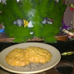 Making Anzac Biscuits For Beltane and Anzac Day