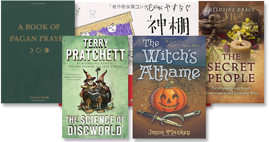 Pagan, Shinto & Spiritual Book Reviews September 2016