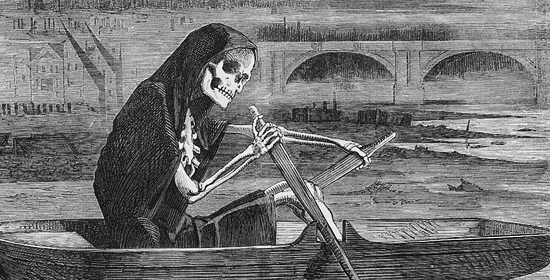 The Grim Reaper and The Second Law of Thermodynamics