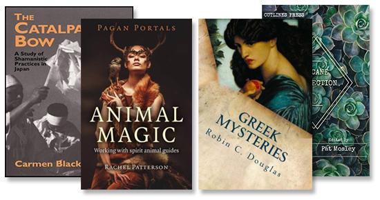 Pagan, Shinto & Spiritual Book Reviews March 2017