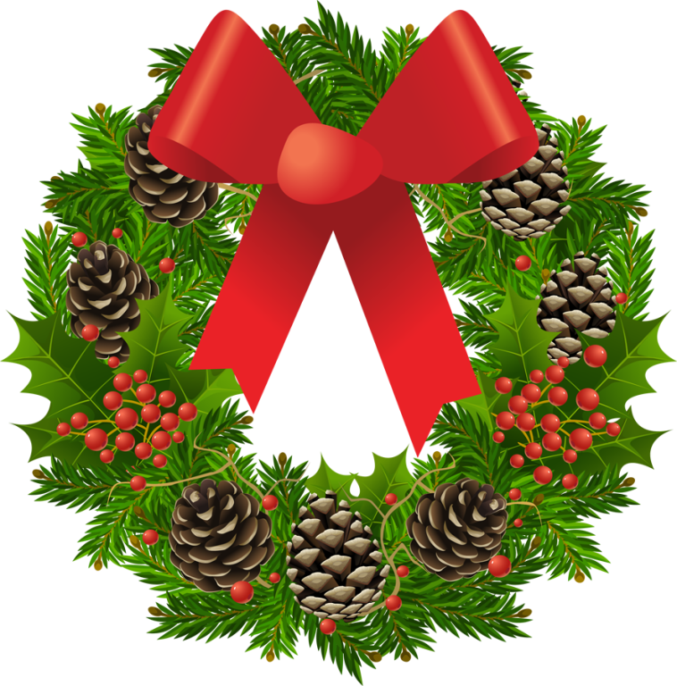 Xmas Wreath: Christmas Is Not Yours Or Mine: The True Origins Of The