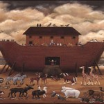 Noah's Ark (Or Why Does Some Mythology Get a Free Pass?)