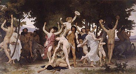 "Saturnalia!  There are few things more ""Pagan."""