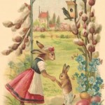 Eostre, Easter, Ostara, Eggs, and Bunnies