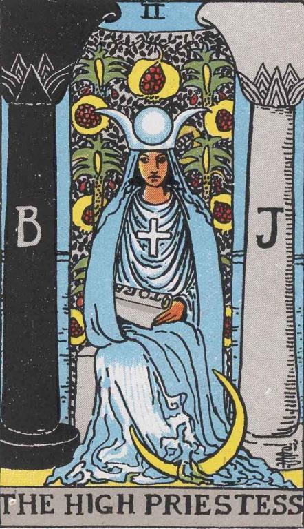 Becoming a High Priestess