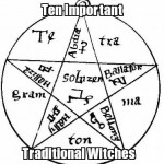 10 Important Traditional Witches