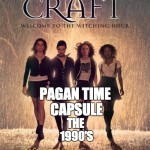 Pagan Time Capsule: 1990's