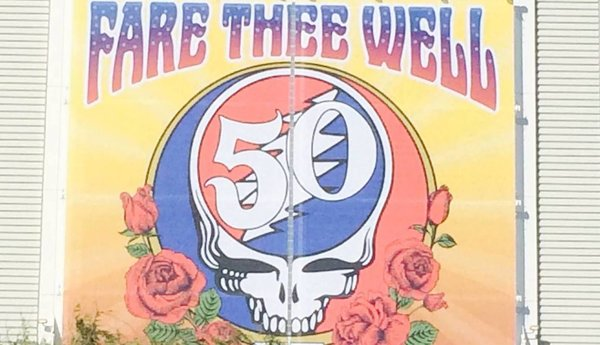 Paganism, the 60's, and the Grateful Dead