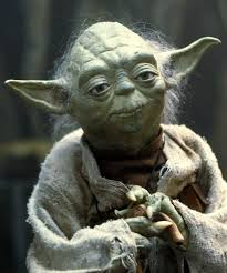 """Yoda in """"Episode V: The Empire Strikes Back"""" from Lucasfilm"""