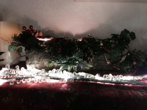 My Yule Log