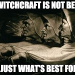 The First Witch Wars & Why It's Different Today
