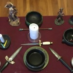 The Witch's Toolbox:  Altars