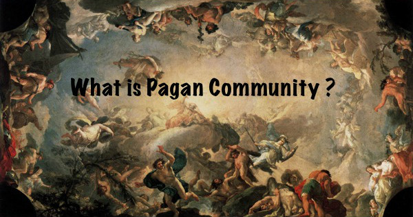 What is the Pagan Community?
