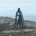 An American in Britain: Tintagel & The Witchcraft Museum