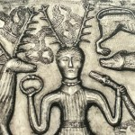 Faces of the Horned God:  Cernunnos