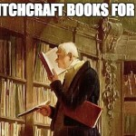 5 Non-Witchcraft Books for Witches