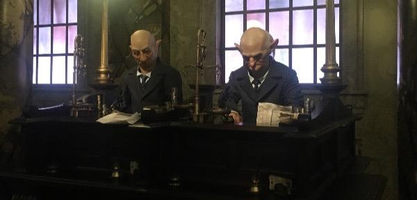 Goblin bankers