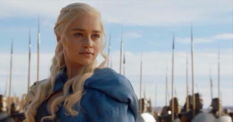 She's going to totally conquer the 7 Kingdoms and marry her nephew.