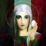 The Egg and Mary Magdalen
