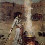 400px-John_William_Waterhouse_-_Magic_Circle