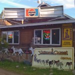 Steese Roadhouse in Central, Alaska
